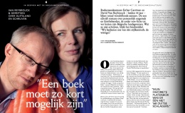 Dubbelinterview Esther Gerritsen en David van Reybrouck