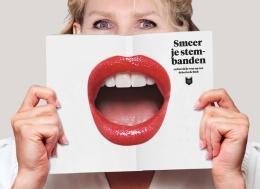 Interviews voor landelijke campagne NederlandLeest